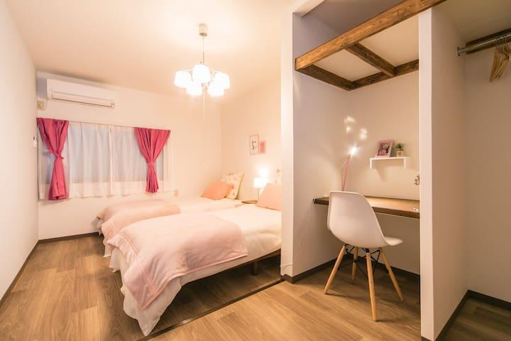 ベッドルーム C Bed room C
