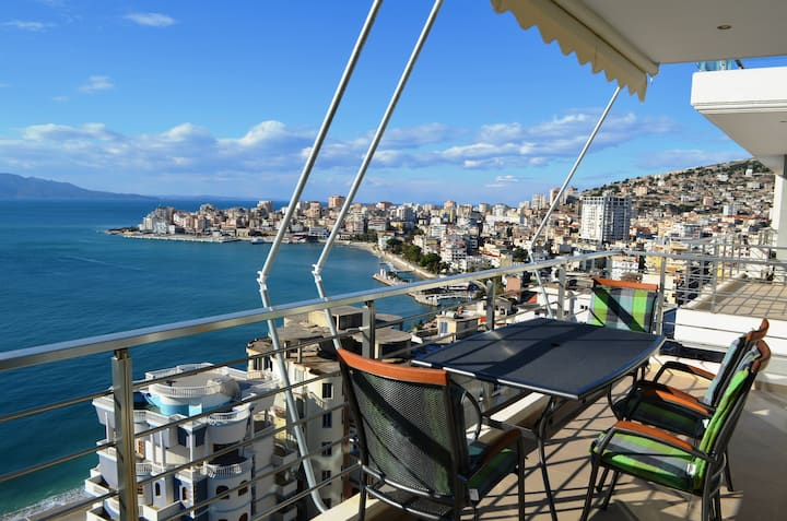Brand New Flat in Saranda – 272