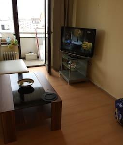 Gemütliche Studio voll eingerichtet - Heidelberg - Appartement