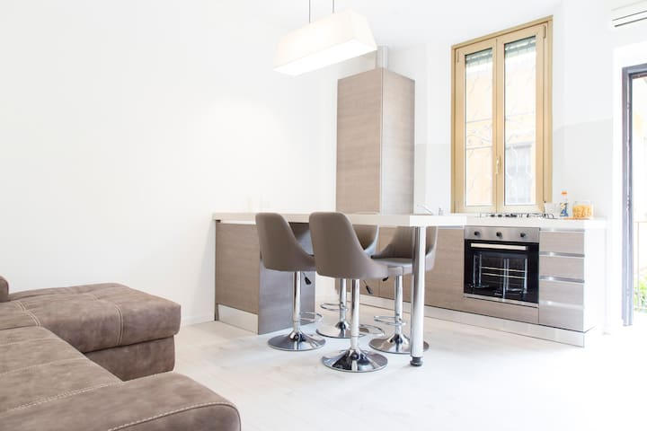 Brand, new and fully furnished apt
