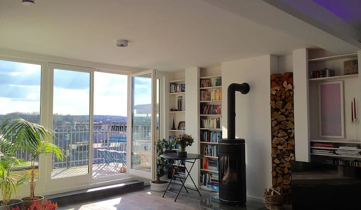 Close to UN Campus - Splendid Apartment in Bonn