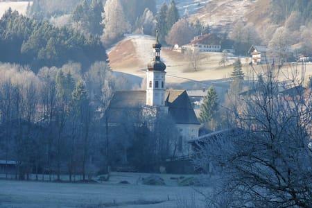 """Bei Eva in Sachrang"" - Aschau im Chiemgau"