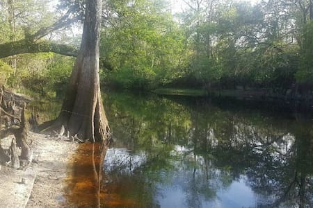 Amazing Withlacoochee Forest and river campsites!! - Webster - Namiot