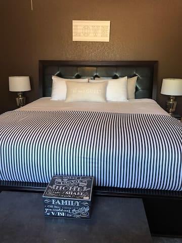 Very comfortable pillow top mattress