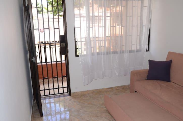 Private studio in Medellin
