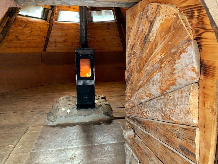 Einzigartiges Tipidorf am Inn in Tirol
