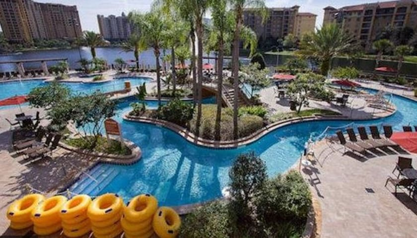 BC2BR-a Wyndham Bonnet Creek Resort 2 Bedroom