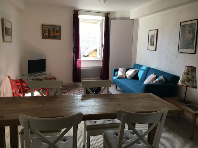 Cosy et lumineux appartement