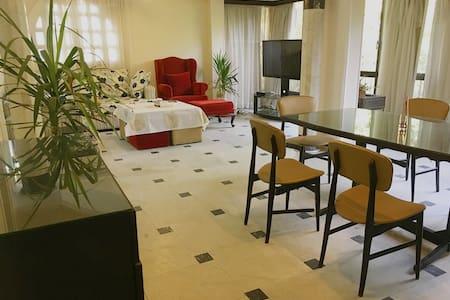 garden view morden flat in street 7 maadi - Ein as Seirah - อพาร์ทเมนท์