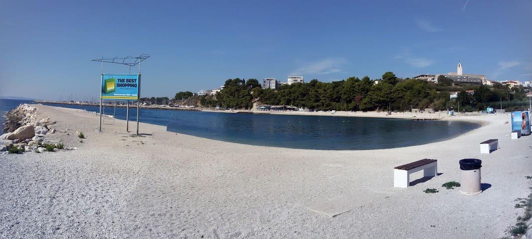 Trstenik Beach  - 1200 m from apartment