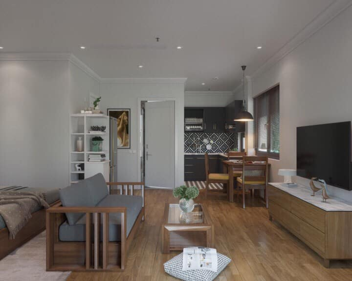 EasyHome Studio Apartment Da Nang