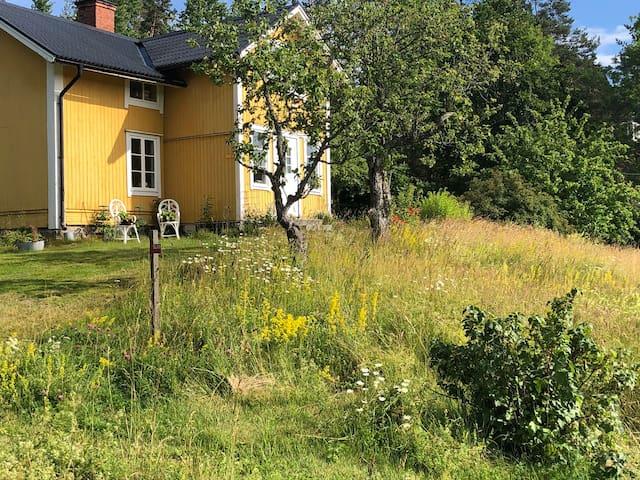 Sommarhus på Vätö