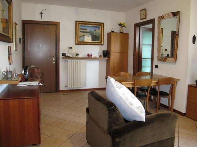 "Comfortable apartment in the district ""Castello"" - Lecco - Daire"
