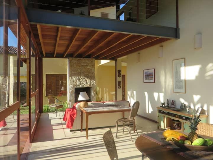 Casa Bon Voyage GuestHouse - Jabaquara Beach