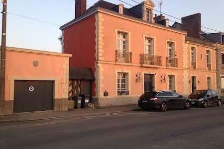 maison bourgeoise coeur de ville - Janzé - Casa
