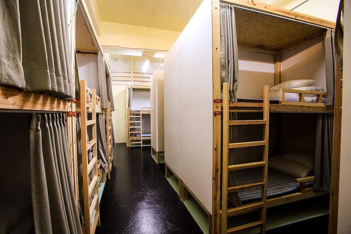 International Budget Hostel in Okinawa 12ppl Dorm