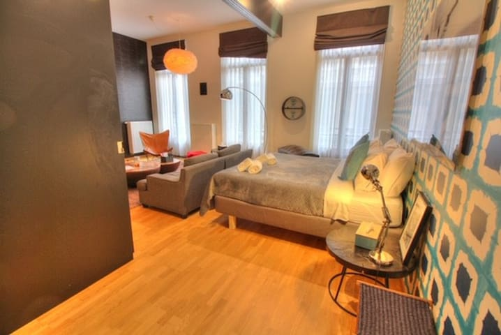 Nice APARTMENT - Brussels, Bourse and Grand Place