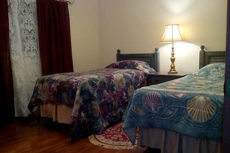 Private 2T Bedroom+Bathroom! Large Scenic Property - Lakeland - House