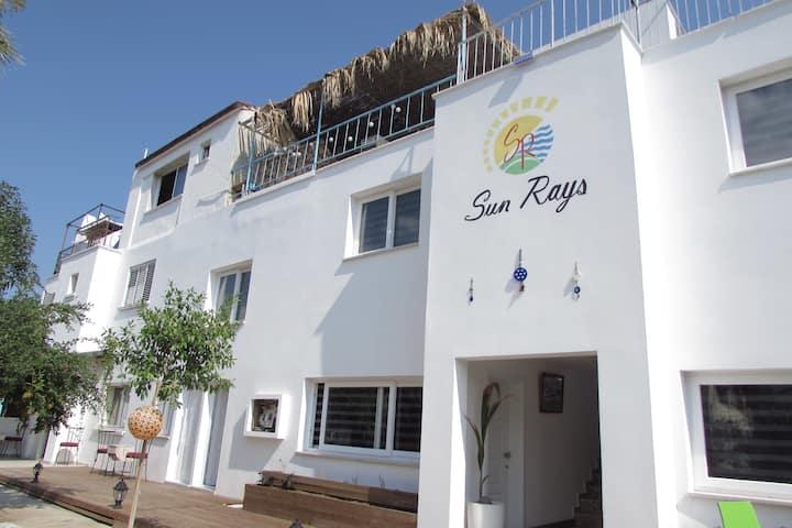 "Sun Rays Kyrenia ""Triple Room"""