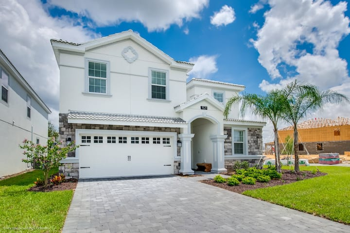 1521MC Amazing Champions Gate 8 Bedroom 5 Bath