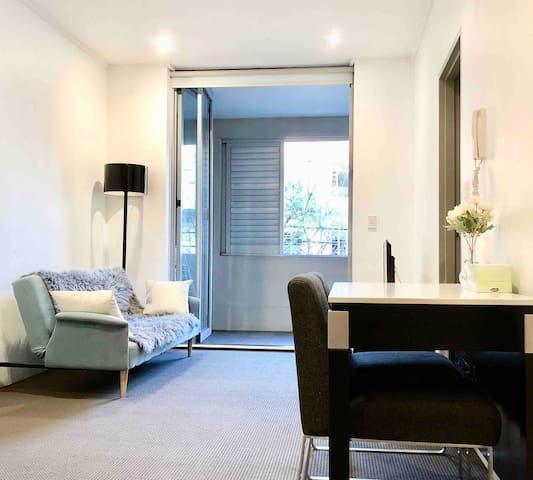 11c One bedroom apt nr Sydney CBD Redfern station
