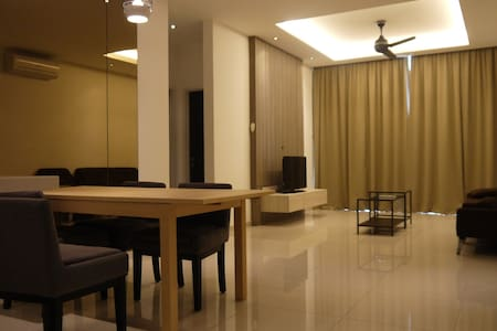 Olive Tree HillView Condo Opposite SPICE - Bayan Lepas - อพาร์ทเมนท์