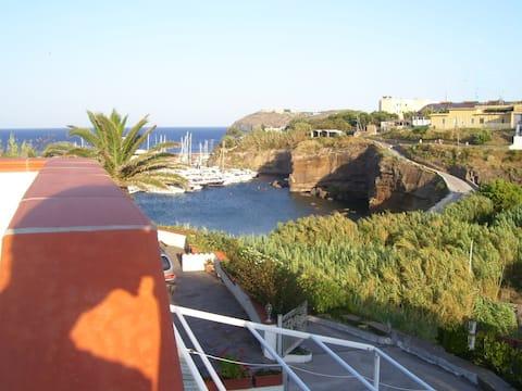 Villa in Ventotene, Pontine islands Tyrrhenian sea