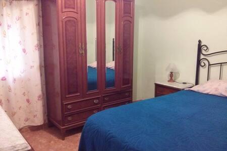 Habitación doble económica cerca del centro - Badajoz - アパート