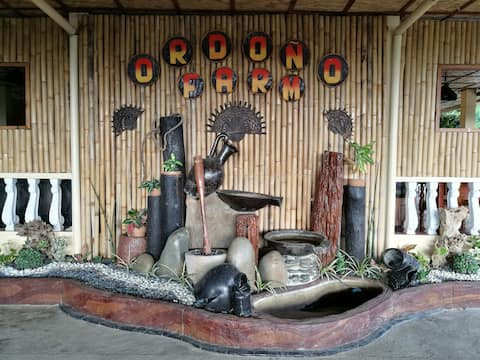 Ordoño Farm Resort - Room good for 12 persons