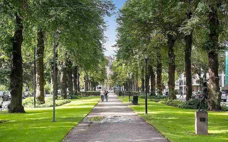 Walk Karlavägen for 15 minutes to get to Östermalmstorg