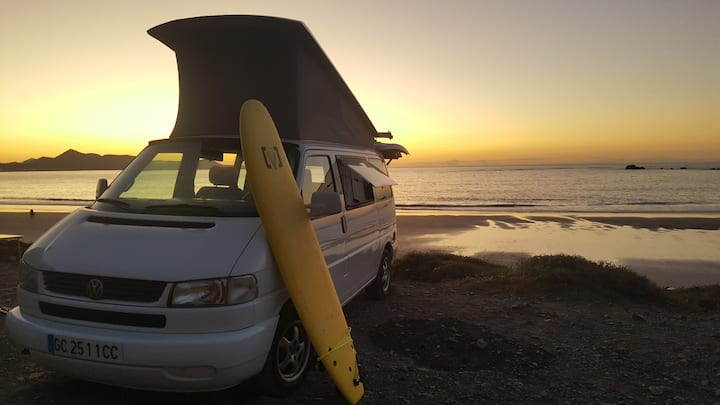 Vw t4 California Famara Van
