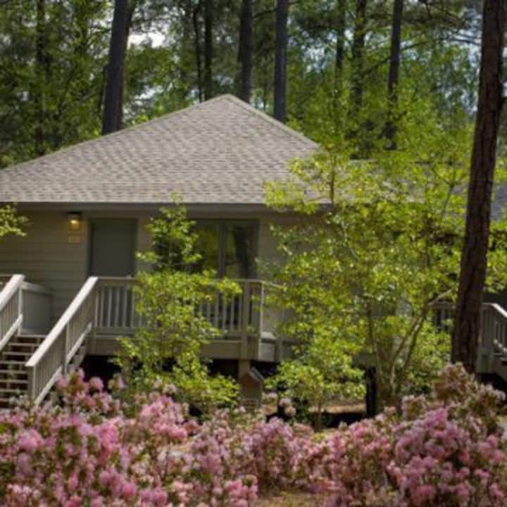 Cottage #1 at Callaway Resort and Gardens