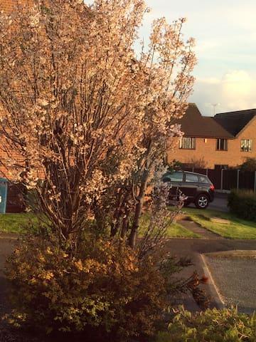 2 rooms near West Bridgford, Nottingham - Gamston - บ้าน