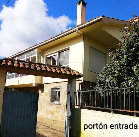 Casa al lado del bosque y 12´ de A Coruña centro