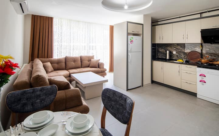 Sitti Apart Hotel / Daire:2
