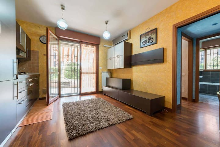 Superb apartment near IEO, Humanitas and Milan