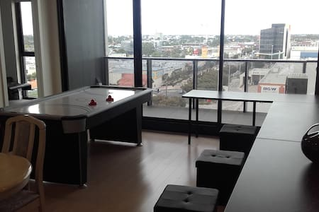 Top floor fully serviced apartment in Sunshine CBD - Sunshine - 酒店式公寓