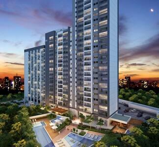 Vila Arens Downtown Loft in Jundiai