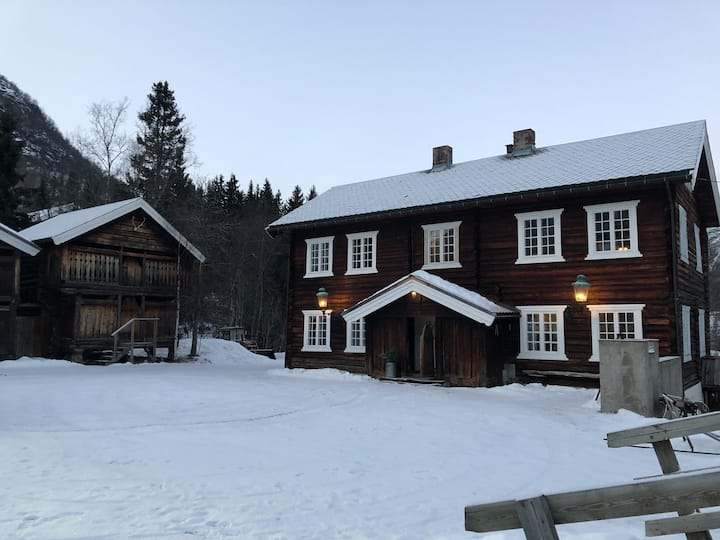 Hyttedrøm i Hemsedal nær skisenter og løyper