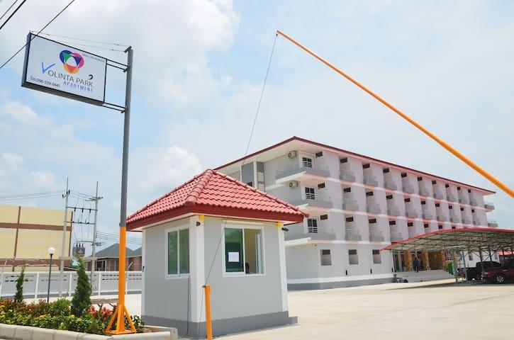 Volinta Park Apartment Rayong