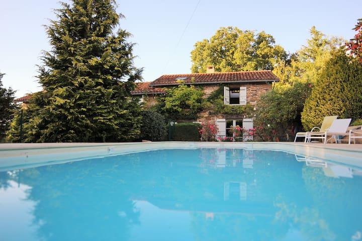 Résidence de charme en Dordogne. - Saint-Romain-et-Saint-Clément - House