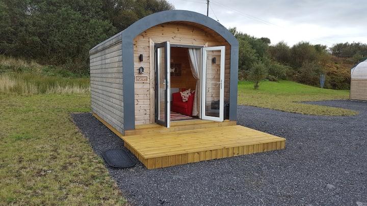 Loch Harport Pods, Isle of Skye  (Poppy)