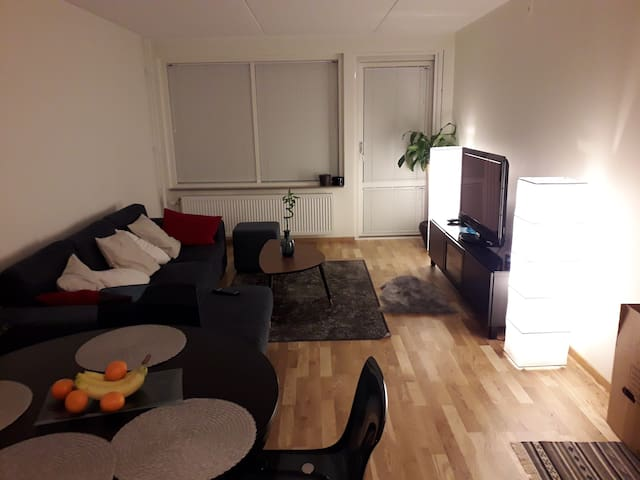 New appartment in Stockholm