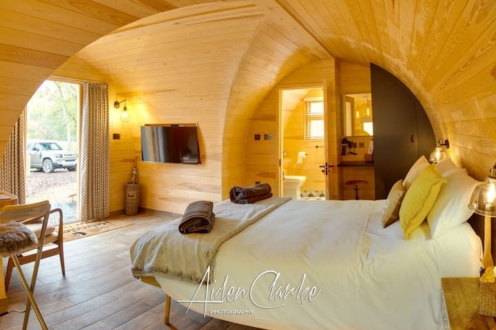 Luxury Forest Glamping - Helmsley