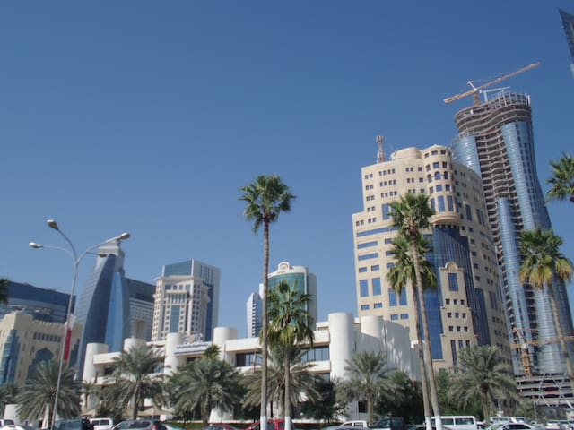 Studio in West Bay, Close to DECC & Doha Corniche