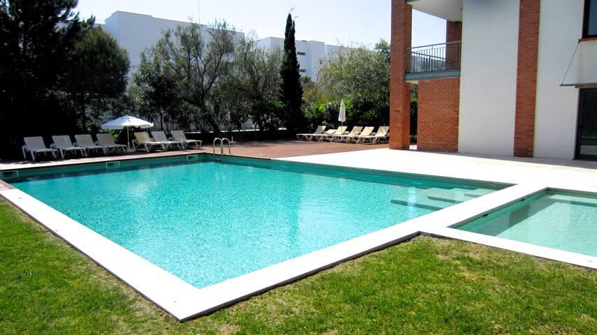 New! Marina Residences T2 with Pool - Lagos - Condominium