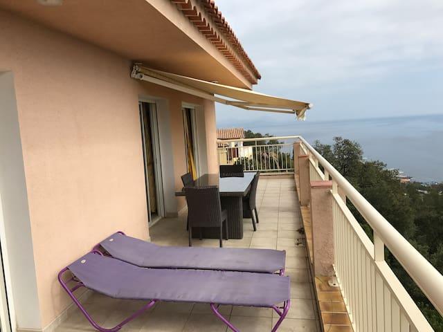 Villa bord de mer - Roquebrune-sur-Argens - Huis
