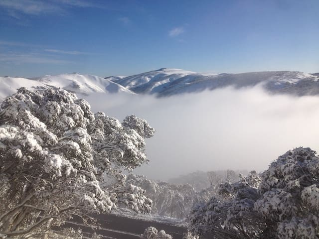 Fresh Mountain Air @ Fountains 18 - Hotham Heights - Appartement