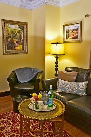 Chelsea Suite Sitting Room