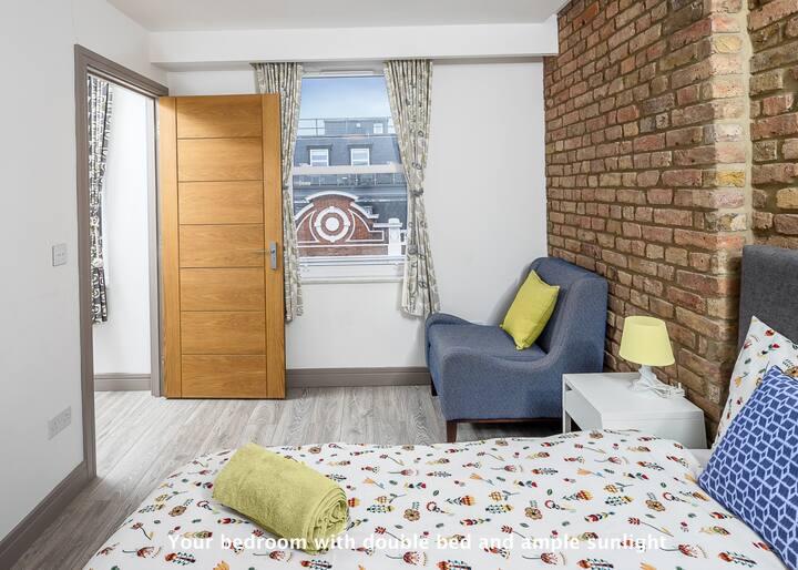 Elegant 1 bed flat in Kilburn, London